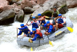 White Water Rafting and Adventure Tour